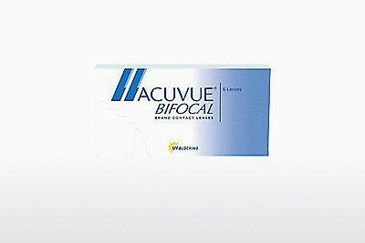 Lentilles de contact Johnson & Johnson ACUVUE BIFOCAL BAC-6P-REV