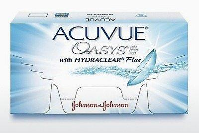 Lentilles de contact Johnson & Johnson ACUVUE OASYS for ASTIGMATISM CYP-6P-REV
