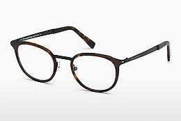Occhiali design Ermenegildo Zegna EZ5048 053 - Avana, Yellow, Blond, Brown