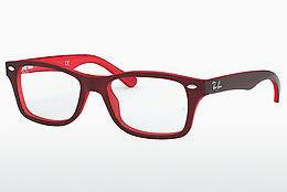 Lunettes design Ray-Ban Junior RY1531 3592 - Rouges