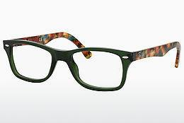 Lunettes design Ray-Ban RX5228 5630 - Vertes