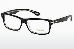 Occhiali design Tom Ford FT5146 003 - Nero, Transparent