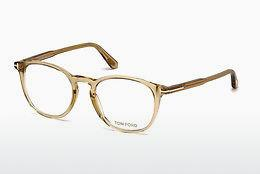 Occhiali design Tom Ford FT5401 045 - Marrone, Bright, Shiny