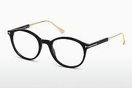 Designerbrillen Tom Ford FT5485 001 - Schwarz
