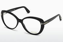 Designerbrillen Tom Ford FT5492 001 - Schwarz