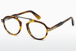 Occhiali design Tom Ford FT5494 055 - Multicolore, Marrone, Avana