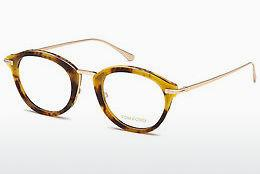 Occhiali design Tom Ford FT5497 055 - Multicolore, Marrone, Avana