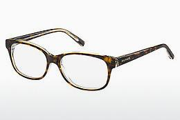 Occhiali design Tommy Hilfiger TH 1017 1IL - Marrone, Avana