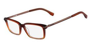 Lacoste L2720 210 BROWN/ROSE GRADIENT