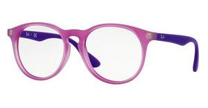 Ray-Ban Junior RY1554 3672 RUBBER FUXIA