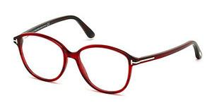 Tom Ford FT5390 066 rot glanz