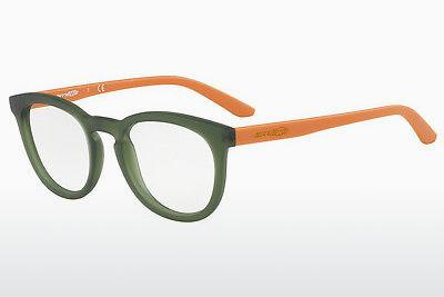 Occhiali design Arnette BOTTOM TURN (AN7120 2419) - Trasparente, Verde