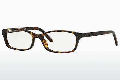 Lunettes design Burberry BE2073 3002 - Brunes, Tortue
