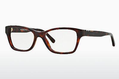 Lunettes design Burberry BE2144 3349 - Brunes, Havanna