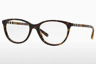 Occhiali design Burberry BE2205 3002 - Marrone, Avana