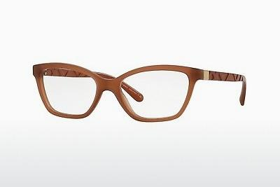 Lunettes design Burberry BE2221 3575 - Brunes