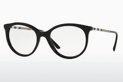 Occhiali design Burberry BE2244Q 3001 - Nero