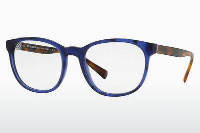 Occhiali design Burberry BE2247 3615 - Blu, Marrone, Avana