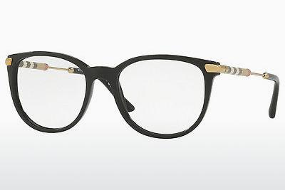 Occhiali design Burberry BE2255Q 3001 - Nero