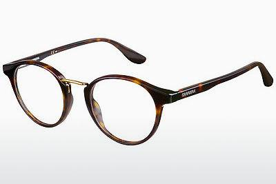 Occhiali design Carrera CA6645 086 - Marrone, Avana