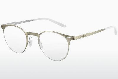 Lunettes design Carrera CA6659 VCD - Or, Grises