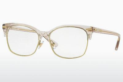 Lunettes design DKNY DY5655 3709 - Blanches, Or