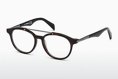 Occhiali design Diesel DL5194 052 - Marrone, Dark, Havana