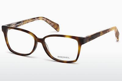 Occhiali design Diesel DL5210 053 - Avana, Yellow, Blond, Brown