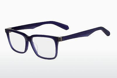 Occhiali design Dragon DR123 BLAKE 400 - Blu, Dark