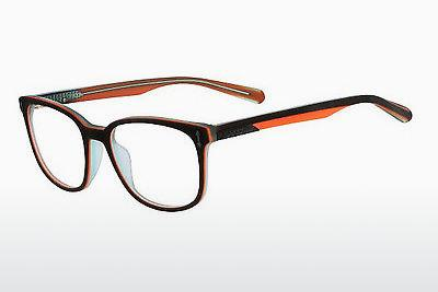 Occhiali design Dragon DR149 FINN 318 - Marrone, Arancione