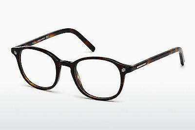 Occhiali design Dsquared DQ5124 052 - Marrone, Avana