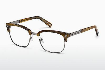 Occhiali design Dsquared DQ5148 062 - Marrone, Horn, Ivory