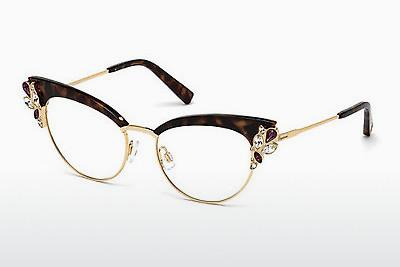 Occhiali design Dsquared DQ5161 056 - Marrone, Avana