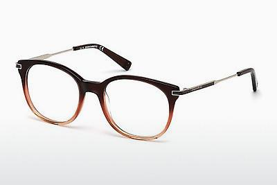 Occhiali design Dsquared DQ5164 050 - Marrone