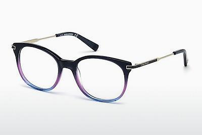 Occhiali design Dsquared DQ5164 083 - Purpuriniai