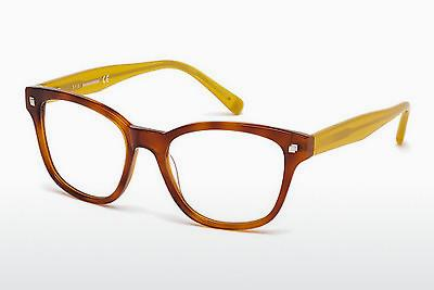 Occhiali design Dsquared DQ5179 053 - Avana, Yellow, Blond, Brown