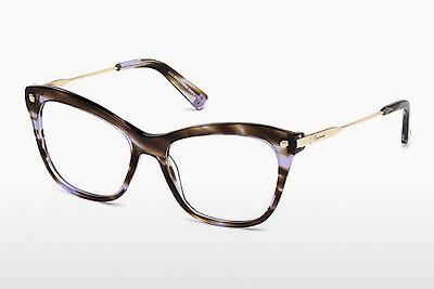 Occhiali design Dsquared DQ5194 050 - Marrone