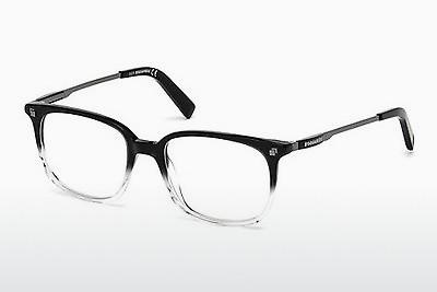 Occhiali design Dsquared DQ5198 003 - Nero, Transparent