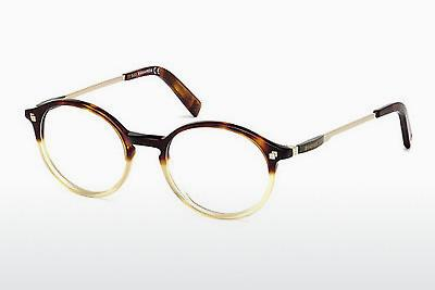 Occhiali design Dsquared DQ5199 056 - Marrone, Avana