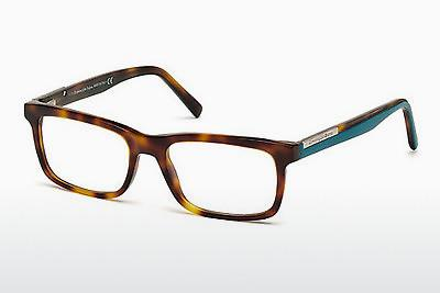 Occhiali design Ermenegildo Zegna EZ5030 053 - Avana, Yellow, Blond, Brown