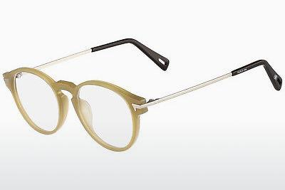 Lunettes design G-Star RAW GS2610 COMBO STORMER 264 - Pourpre, Jaunes