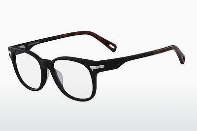 Lunettes design G-Star RAW GS2612 THIN ARIZONA 002 - Noires, Matt