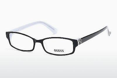 Occhiali design Guess GU2526 003 - Nero, Transparent