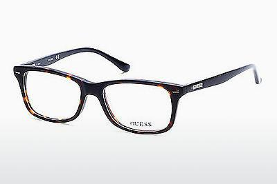 Occhiali design Guess GU2579 052 - Marrone, Dark, Havana