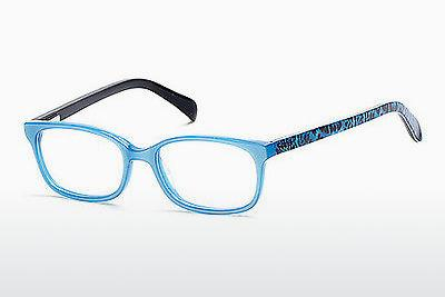 Occhiali design Guess GU9158 086 - Blu, Azurblue
