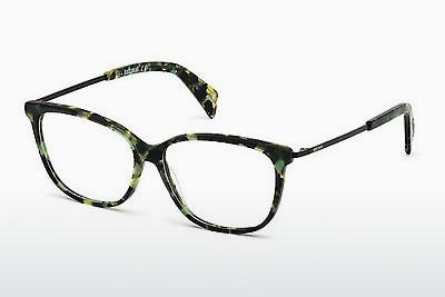 Lunettes design Just Cavalli JC0706 055 - Multicolores, Brunes, Havanna