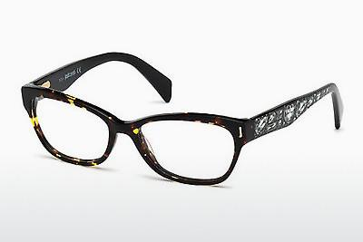 Occhiali design Just Cavalli JC0746 052 - Marrone, Dark, Havana