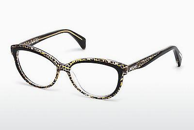 Occhiali design Just Cavalli JC0748 047 - Marrone, Bright