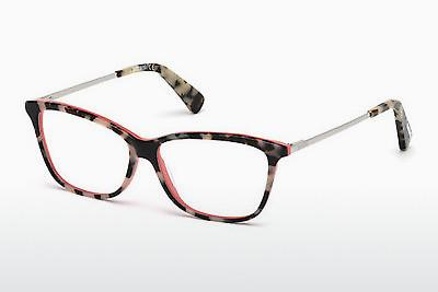 Lunettes design Just Cavalli JC0754 055 - Multicolores, Brunes, Havanna