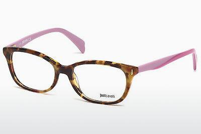 Lunettes design Just Cavalli JC0774 055 - Multicolores, Brunes, Havanna